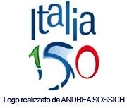 150 logo Italia
