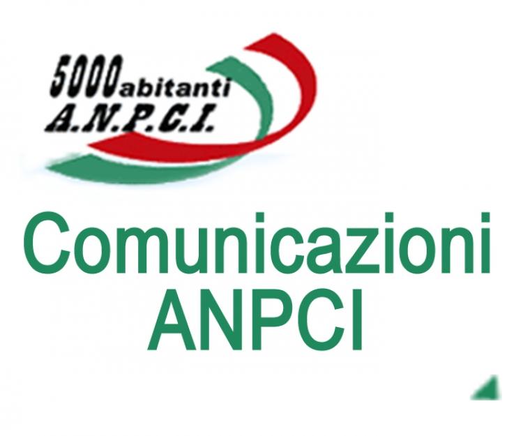 Comunicazioni della Presidenza