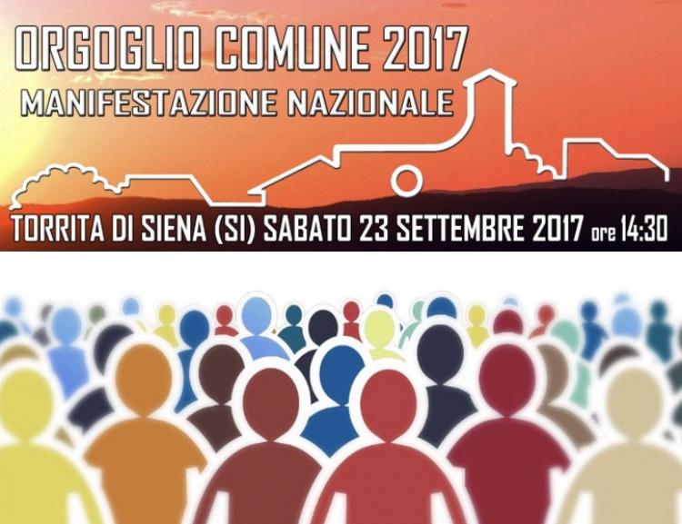ORGOGLIO COMUNE 2017